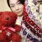 6 brad din trandafiri si 408 diamante 1,8 milioane usd japonia