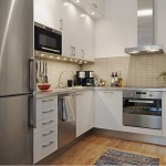 6-bucatarie suedeza mica mobila moderna alba pe colt