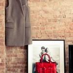 6-caramida bruta perete decor interior vintage industrial