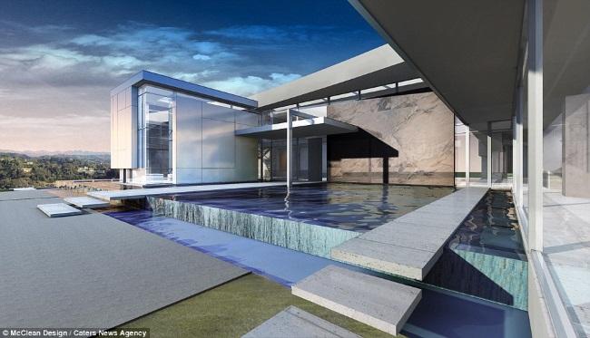 6-cea mai scumpa casa din lume 500 milioane USD LA California