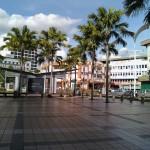 6-centrul orasului Sibu Malaezia