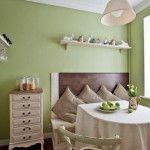 6-comoda cu sertare in amenajarea unei bucatarii in stil Provence