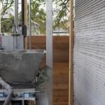6-detaliu turnare casa din beton cu imprimanta 3D ICON New Story