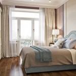 6-dormitor amenajat sid ecorat in nuante de crem si bej cu accente bleu