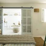 6-dormitor cu usi glisante casa mica 37 mp Spania
