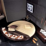 6-dormitor minimalist masculin decorat in tonuri de maro si negru