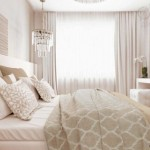 6-dormitor modern 10 mp amenajat in nuante de bej si alb
