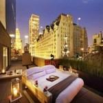 6-dormitor modern amenajat pe acoperisul blocului
