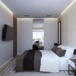 6-dormitor modern apartament 3 camere 76 mp