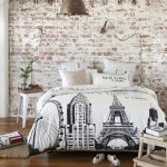 6-dormitor-scandinav-cu-perete-placat-cu-caramida-aparenta-albita-aspect-invechit