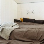 6-dormtior stil loft cu spatii de depozitare etaj casa mobila Koda
