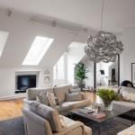 6-doua canapele si doua fotolii zona de conversatie living stil scandinav