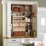 6-dulap de bucatarie perfect organizat pe post de camara