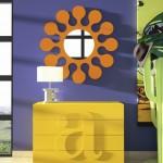 6-elemente decorative portocalii si galbene pentru casa