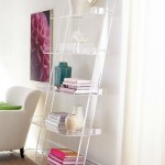 6-etajera transparenta amenajare living mic