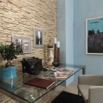 6-exemplu placare perete interior casa cu piatra decorativa artificiala