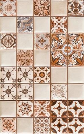 faianta baie mozaic Vernon mix lucios Dedeman