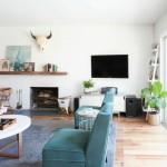 6-fotolii turcoaz plusate decor living modern eclectic