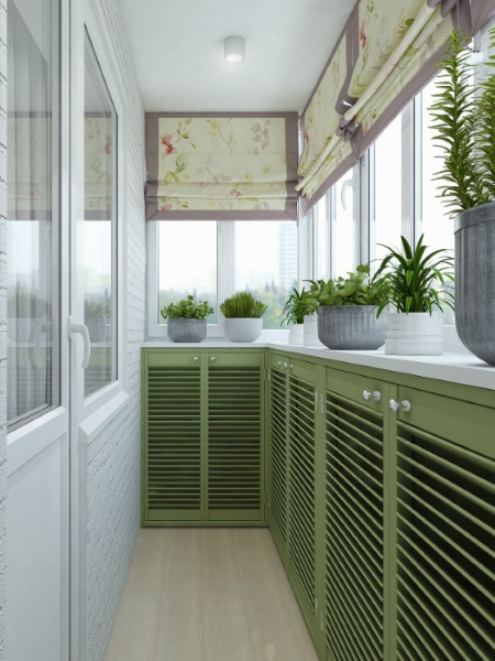 6-idee amenajare spatii depozitare balcon ingust apartament