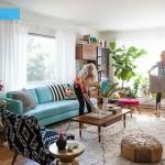 6-living colorat si viu cu mobila vesela