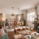 6-living-cu-dining-amenajate-in-plan-deschis-amenajate-in-stil-romantic-chic