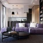 6-living mic amenajat open space cu bucataria