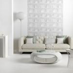6-living modern amenajat integral in alb