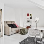 6-living si dining open space apartament mic 2 camere mansarda