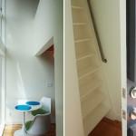 6-loc de luat asa si scara acces dormitor casa 359 Path Architecture