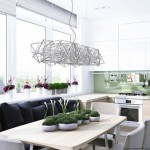 6-loc de luat masa bucatarie moderna apartament 4 camere