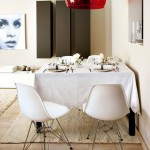 6-loc de luat masa living modern apartament cu 3 camere