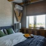6-masti din lemn masiv cu usi pentru caloriferele din dormitor