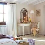 6-masuta de toaleta stil francez dormitor amenajat mansarda