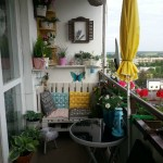 6-model balcon mic amenajat si decorat in stil shabby chic