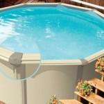 6-model piscina supraterana rotunda din fibra de sticla