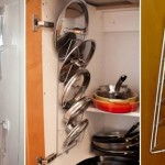 6-modele de suport pentru capacele vaselor de gatit din bucatarie
