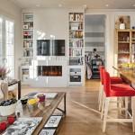 6-open space modern cu living si bucatarie apartament doua camere