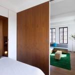 6-paravan tip usa glisanta despartire vizuala dormitor de living