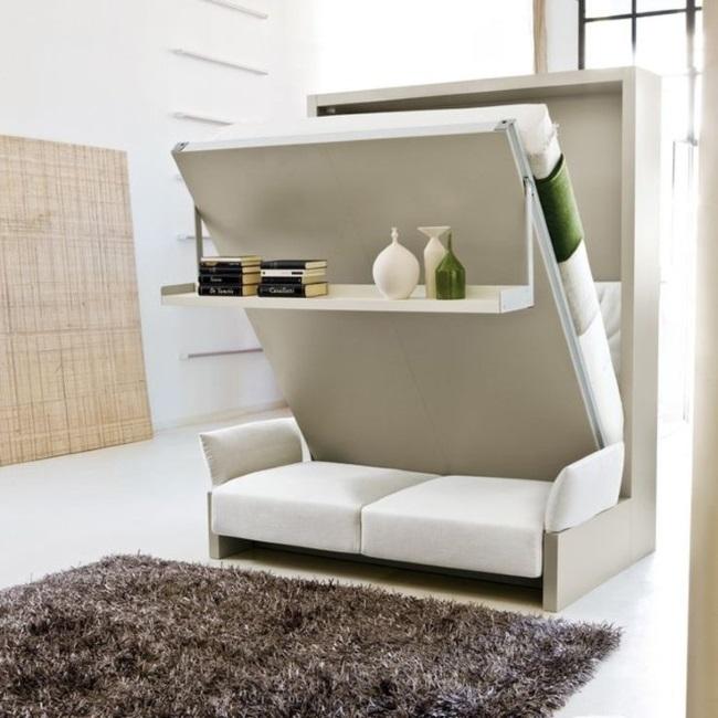 6-pat canapea multifunctional cu sistem de rabatare rapida