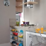 6-peninsula bucatarie cu plita integrata in blat apartament 2 camere 43 mp