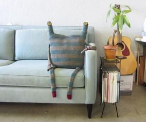 6-pernuta decorativa crosetata manual