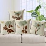 6-pernute decorative in huse handmade pentru canapeaua din living