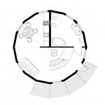 6-plan compartimentare interioara dom 70 mp Dobrosfera