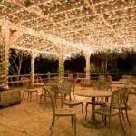 6-plasa cu luminite led iluminare terasa exterioara