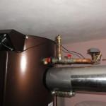 6 - racord cos fum centrala liepsnele si ventilator