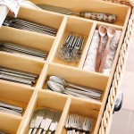6-sertar compartimentat pentru tacamuri decor bucatarie perfect organizata