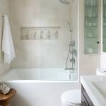 6-spatii depozitare baie rafturi incastrate in perete