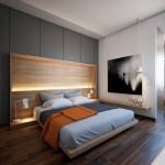 6-tablie de pat supradimensionata amenajare dormitor mimimalist masculin