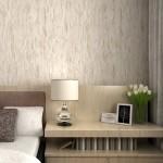 6-tapet decorativ in finisarea unui dormitor scandinav modern