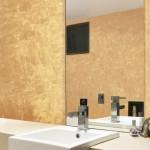 7-Stucco Imperiale tencuiala decorativa cu pigmenti aurii